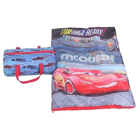 Disney Cars - Juego de saco de dormir para niños