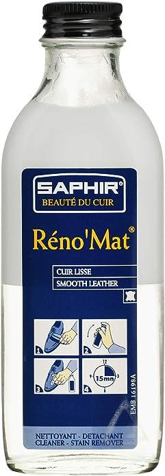Saphir Reno Mat Reiniger Für Glattleder Schuhe Handtaschen