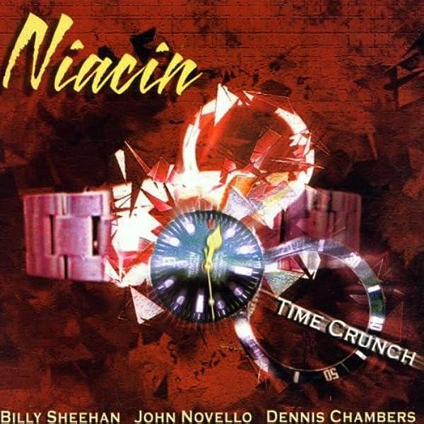 niacin finns i