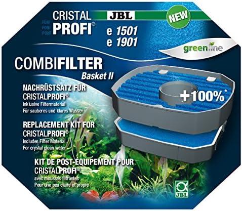 JBL 6029400/Combi Filtro Basket II cristalprofi E15//1901.2