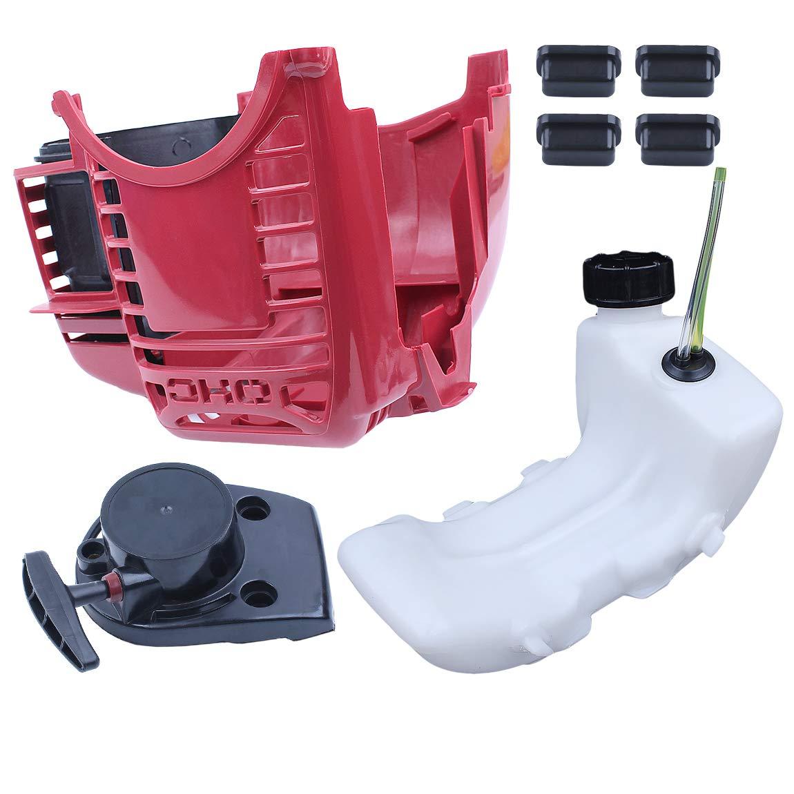 Cubierta Protectora del Motor Arrancador de Arranque Kit de ...