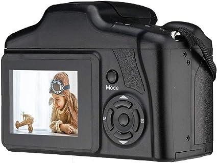 Koojawind Cámara réflex, videocámara de Video Full HD 720P Cámara ...