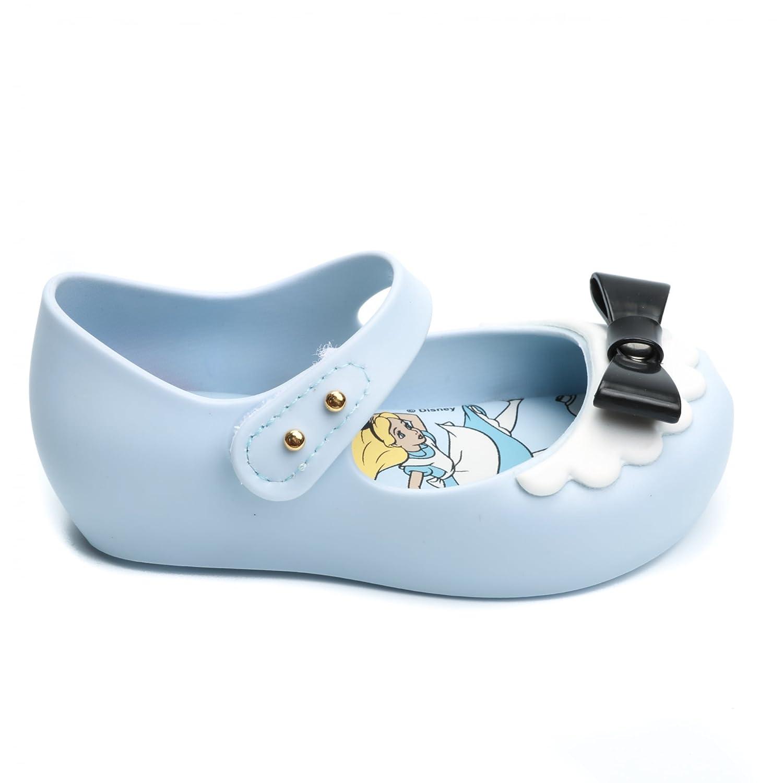 Melissa Shoes Mini Alice Ultragirl 19/20 Sky Bow LRxsrsdrE