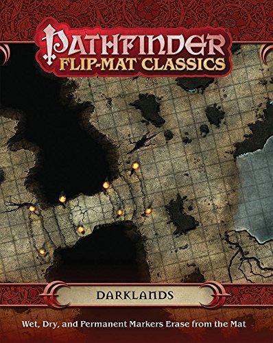 Map Flip (Pathfinder Flip-Mat Classics: Darklands)