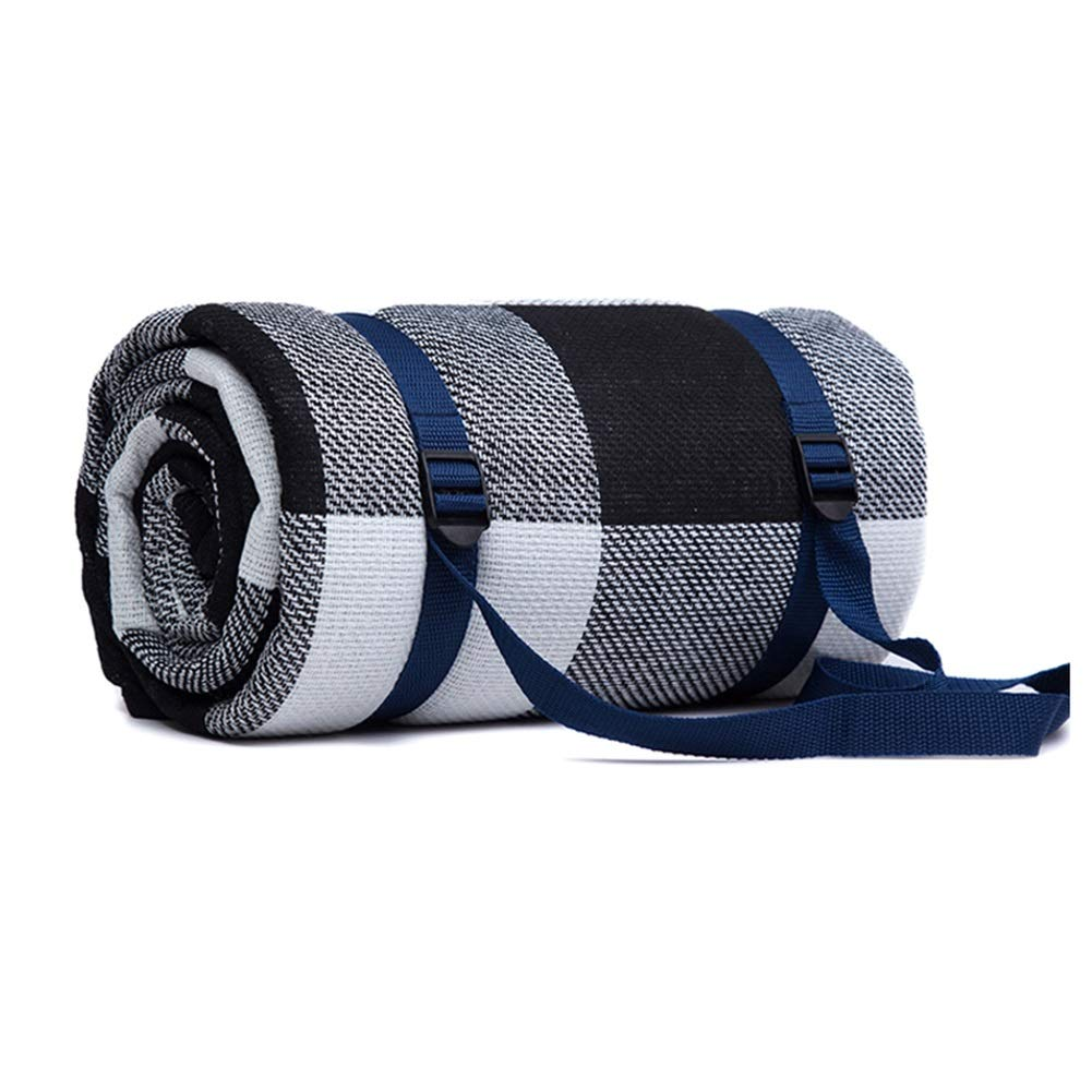 Picnic Blanket Outdoor Waterproof Backing, Lightweight Compact Picnic Travel Rug, Baby Crawling or Child Play Mat (Color : Style 4, Size : 150 x 200cm)