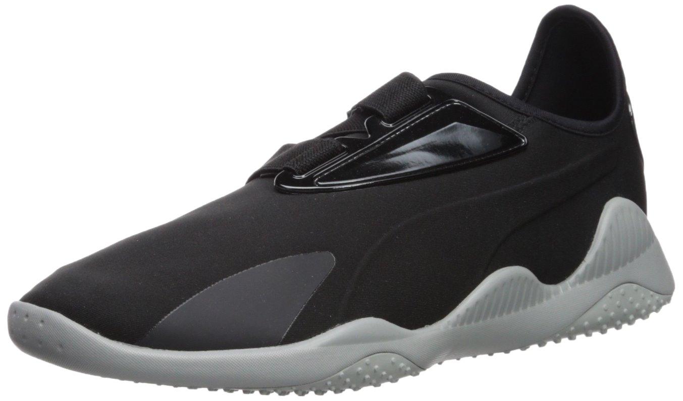 PUMA Mostro Anodized Sneaker B06XWC93X5 9 M US|Puma Black-puma Black-quarry