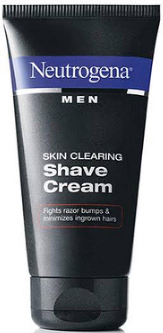 Neutrogena Men Skin Clearing Shave Cream 5.10 oz (10 Pack)