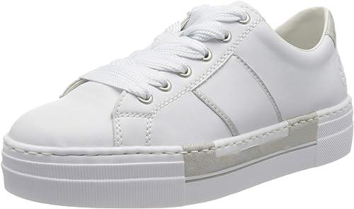 Rieker Damen FrühjahrSommer N4902 Sneaker