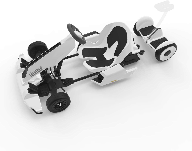 Segway Ninebot Electric GoKart Drift Kit, Outdoor Racer Pedal Car, Ride On Toys