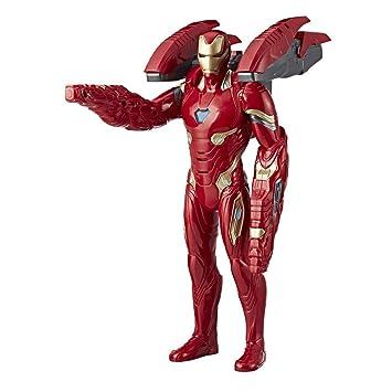 Marvel Avengers- Tecno Misión Iron Man (Hasbro E0560105)