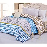 New Modern Cotton Bedding Duvet Cover -Ship From US (70.9x86.6 inch)