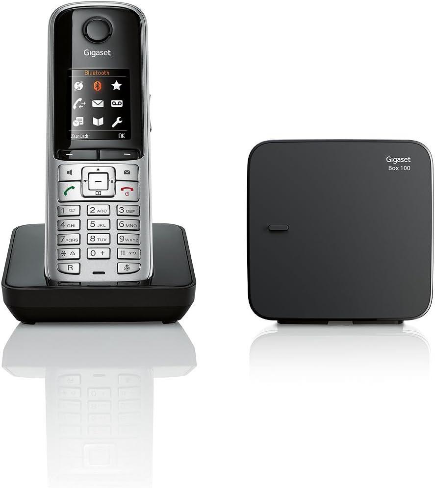 Gigaset S30852-H2313-B101 - Teléfono fijo digital (inalámbrico), gris (importado): Amazon.es: Electrónica