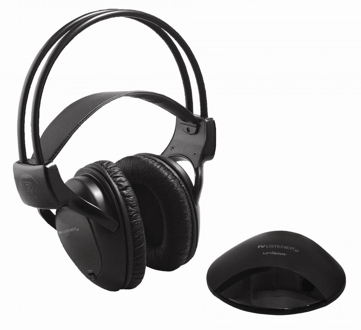 Amazon.com: BEBE SOUND TV Listener J2 Stereo Wireless Headset: Electronics