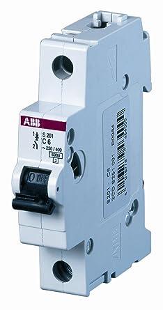 ABB S201-B16 - Instalación de fusible para caja de fusibles (16A ...