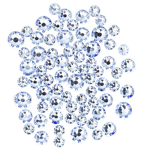 Swarovski - Create Your Style Flatback Mix Baby Boy 3 packages of 72 Piece (216 Total Crystals)