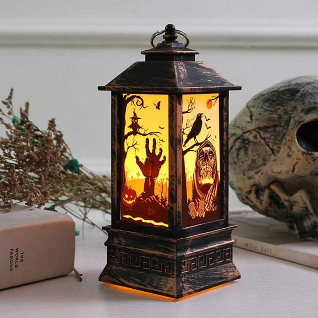 Ankidz Portable Energy Saving Halloween Party LED Night Light Decorative Light Night Lights