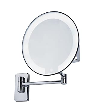 Miroir Grossissant Lumineux Jvd Collection Cosmos Sans Raccordement