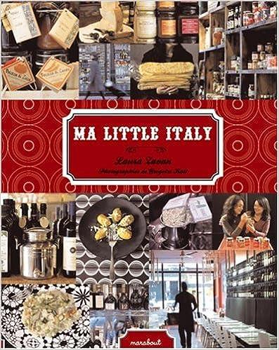Livre Ma little Italy pdf epub