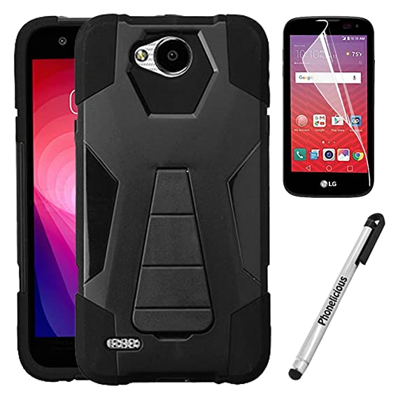 timeless design 1c4ff ea881 Amazon.com: LG X CHARGE Case, Phonelicious Heavy Duty [Shock Proof ...