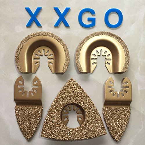 xxgo-5-pcs-mixed-semicircle-finger-triangular-carbide-grit-grout-and-tile-quick-release-oscillating-