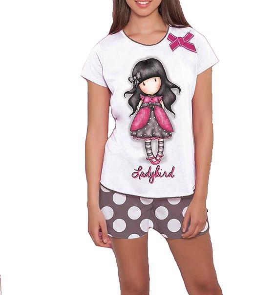 Pijama SANTORO mujer 50706 (XS)