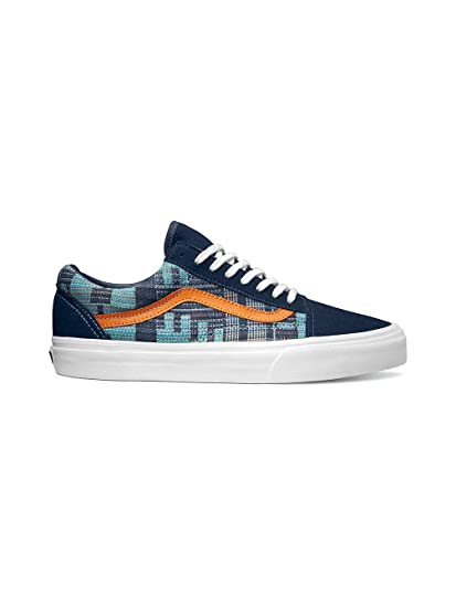 f36268f0ea8d Image Unavailable. Image not available for. Color  Vans Old Skool Geo Inca Men s  Skateboarding Shoes