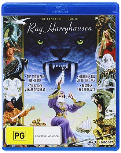 Fantastic Films of Ray Harryhausen [Blu-ray]