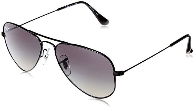 Ray-Ban JUNIOR 0rj9506s 220/11 52 Gafas de sol, Shiny Black ...