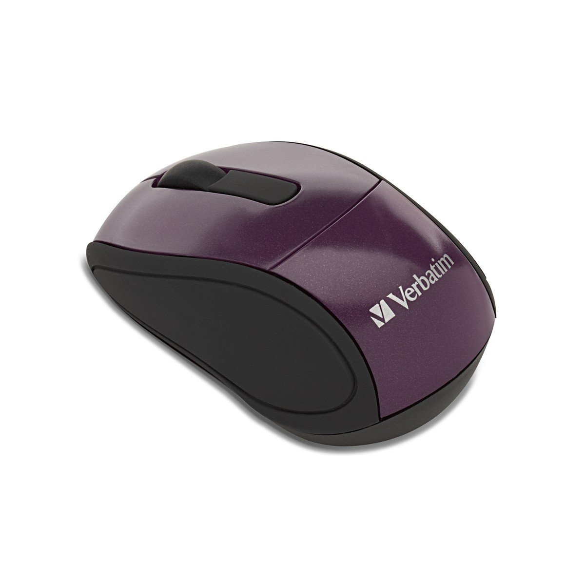 Amazon.com  Verbatim Wireless Mini Travel Optical Mouse - Purple   Electronics a87f93b14b