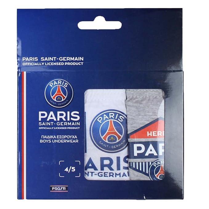 Conjunto de 3 bragas Paris Saint Germain chico