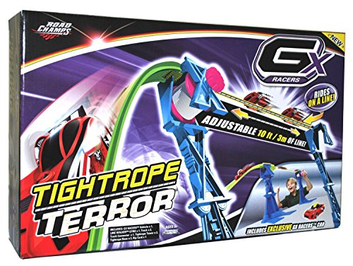 RoaDChamps Gx Track Tightrope Terror (Toy Tightrope)