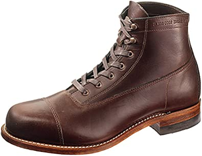 Wolverine Boots 1000 Miles Original Cap Toe Rockford W05293 MADE IN USA