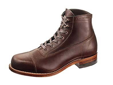 4890190af9d Wolverine 1000 Mile Men's Rockford 1000 Mile Boots