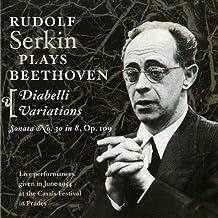 Rudolf Serkin plays Beethoven: Live Performances from the 1954 Prades Festival