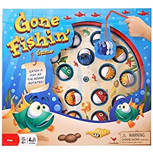 Gone fishing game by cardinal industries toys for Gone fishing game