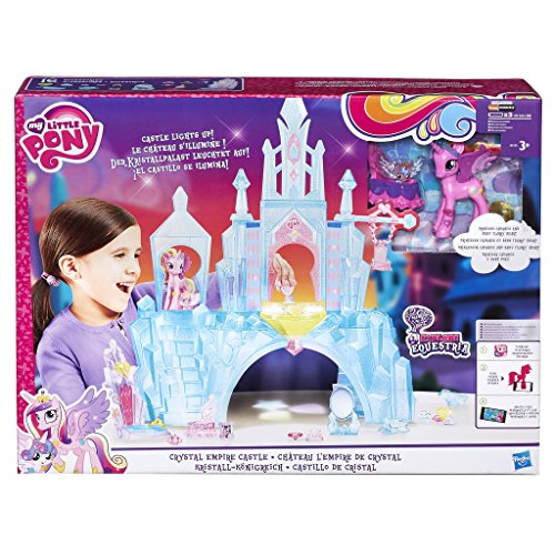 My Little Pony - B5255 - Château Empire De Crystal