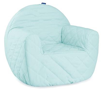 Lulabi - Sillón blando para niño, color azul: Amazon.es: Bebé