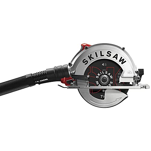 SKILSAW SPT67FMD-01 15 Amp 7-1 4 In. Sidewinder Circular Saw for Fiber Cement