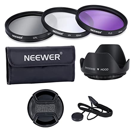 Review Neewer 52MM Lens Filter