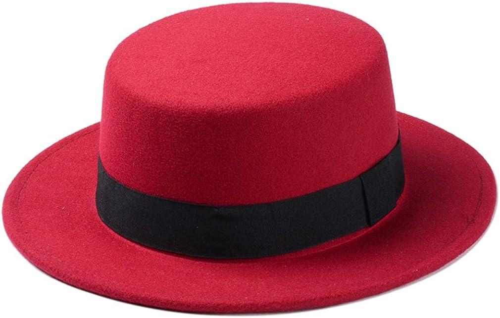 Elee Women Boater Hat...