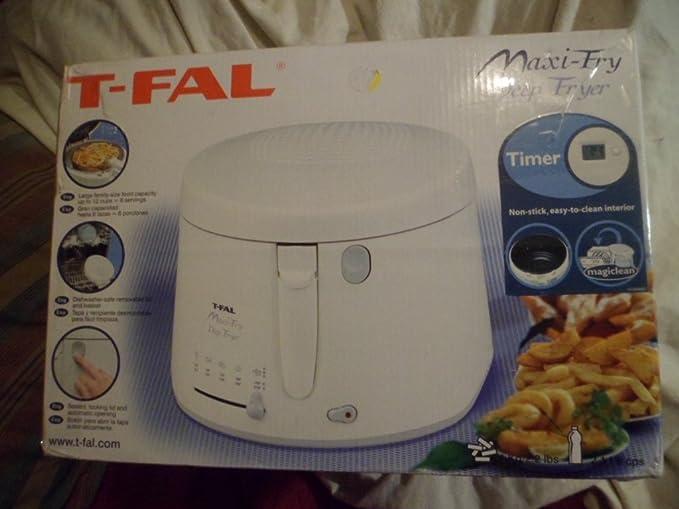 T-Fal Maxi-Fry Deep Fryer