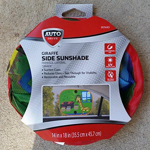 Auto Drive GIRAFFE Window Sunshade product image