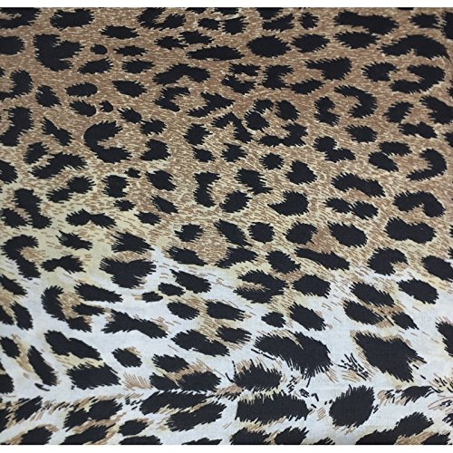 tex family Telo ARREDO COPRITUTTO Gran Foulard COPRILETTO COPRIDIVANO Tessuto MACULATO Leopardato Sexi 2 PIAZZE
