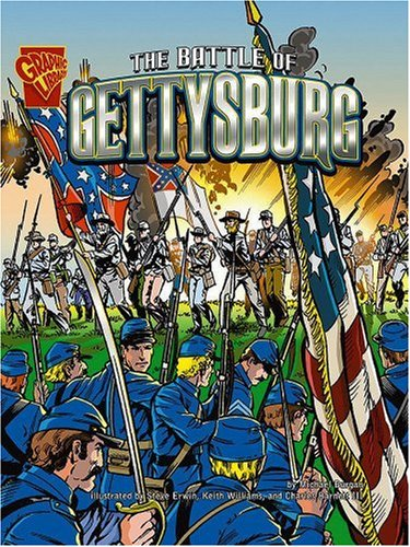 The Battle of Gettysburg (Graphic History)