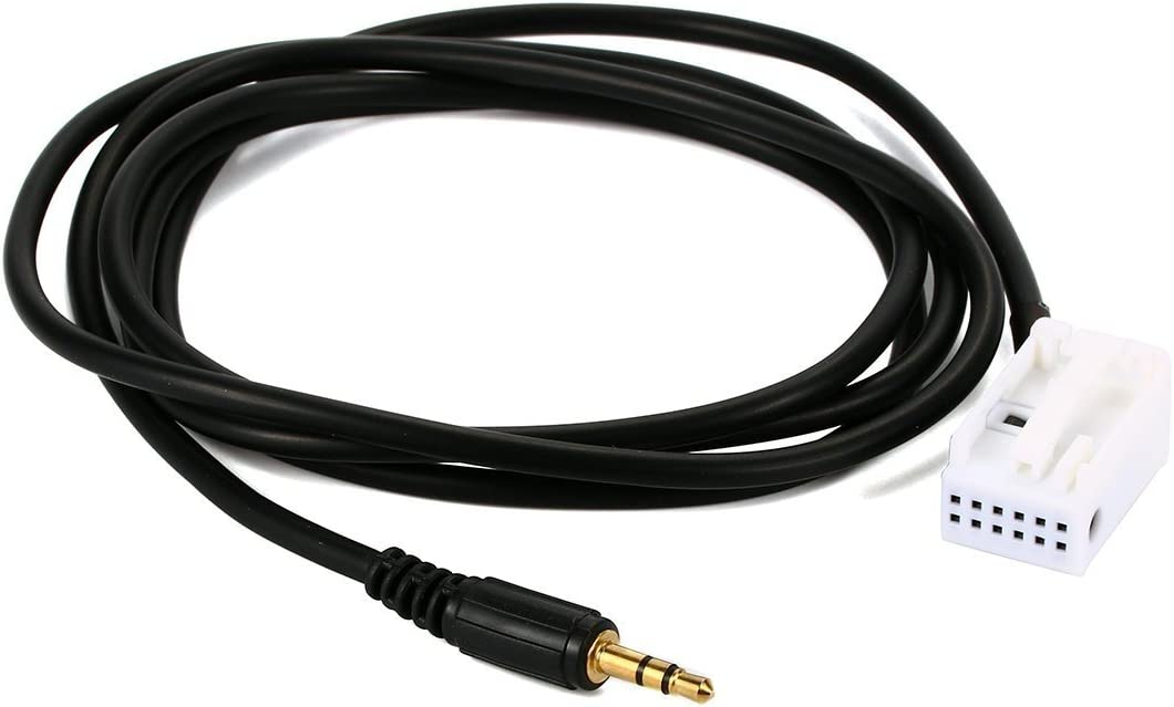 Mercedes Benz Audio Auxiliary Input Male Cable Hain 3 5mm Aux In Adapter Für Mb W203 Ac289 Navigation