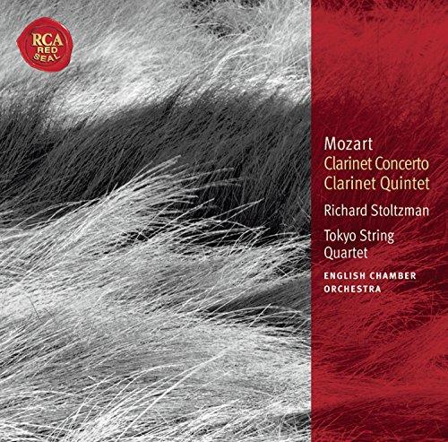 certo; Clarinet Quintet (Richard Stoltzman Clarinet)