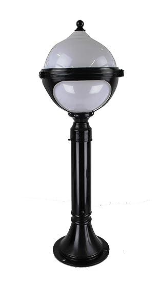 Lámpara de Bola de Exterior, Lámpara de Pie Decorativa para ...