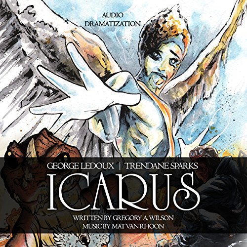 Bargain Audio Book - Icarus  Book 1