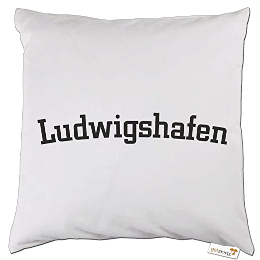 getshirts - Best Of - Cojín - City - Ludwig Puerto ...