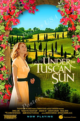 """Posters USA - Under the Tuscan Sun Movie Poster GLOSSY FINISH - MOV989 (24"""" x 36"""" (61cm x 91.5cm))"""